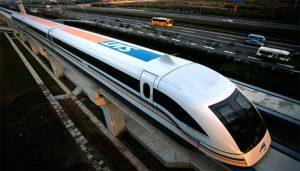 il treno più veloce