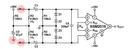 schema elettrico phantom