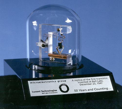 il primo transistor